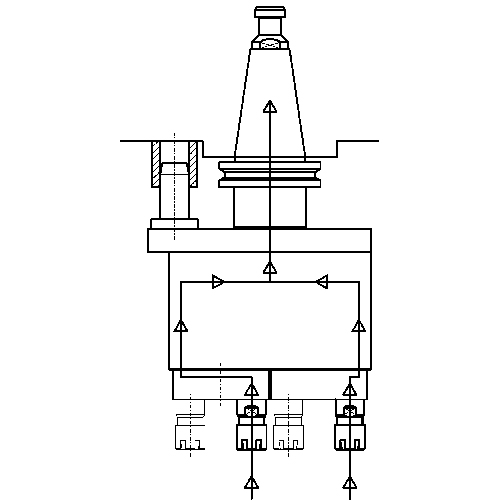 Adaption CNC